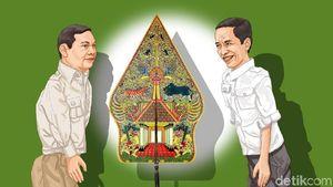 Jokowi Seng Ada Lawan