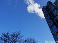 Contoh foto kamera Galaxy S9
