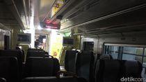 Kereta Bandara Soetta Mendadak Mati, Penumpang Terjebak