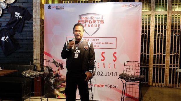 Lirik eSports, Telkom Gelar Turnamen Game Berhadiah Rp 1 Miliar