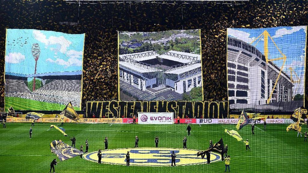 Stadion-Stadion Paling Penuh di Eropa