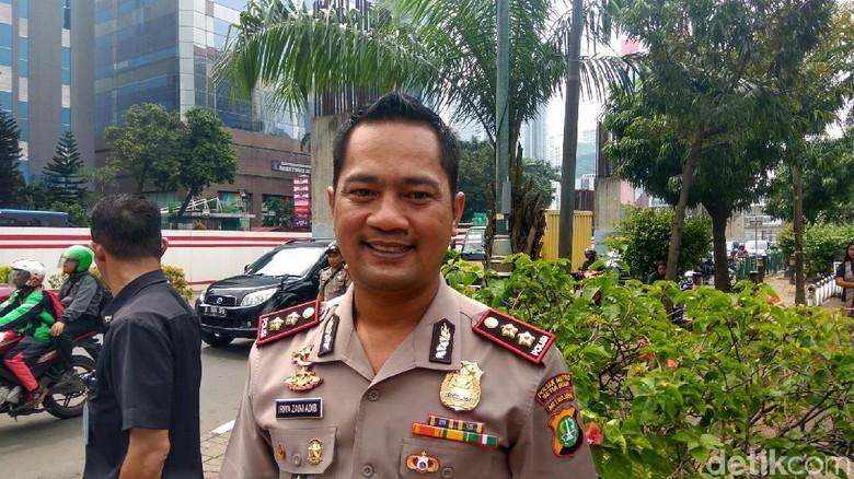 Polisi: Hujan Uang di Kuningan Dibatalkan, Ganggu Ketertiban Umum