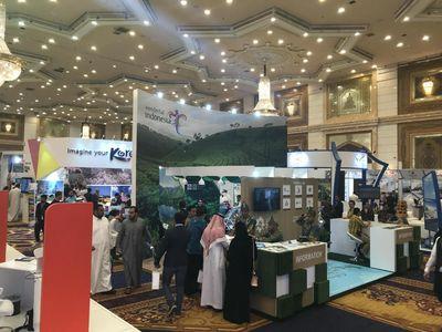 Tarik Turis Arab, Indonesia Promosi Pariwisata di Jeddah