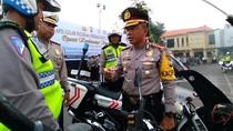 Polrestabes Surabaya Gelar Apel Operasi Keselamatan Semeru 2018