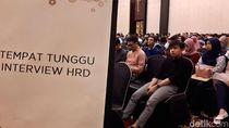 Hari Kedua Seleksi Digital Development Program di Bandung