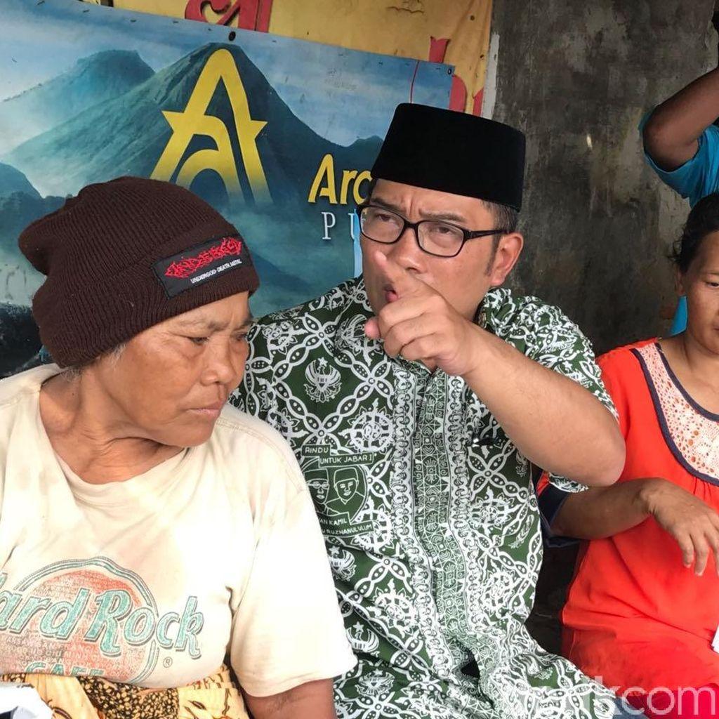 Soal KBU, Ridwan Kamil Sebut Perlu Unit Kerja Cekungan Bandung