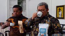 Gubernur Aher ke Mensos: Kopi Bisa Mengentaskan Kemiskinan