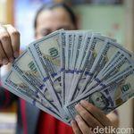 30 Poin Lagi Dolar AS Tembus Rp 14.000