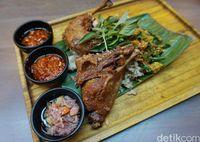 Renyah Garing dan Gurih Jadi Ciri Khas Begor Bali