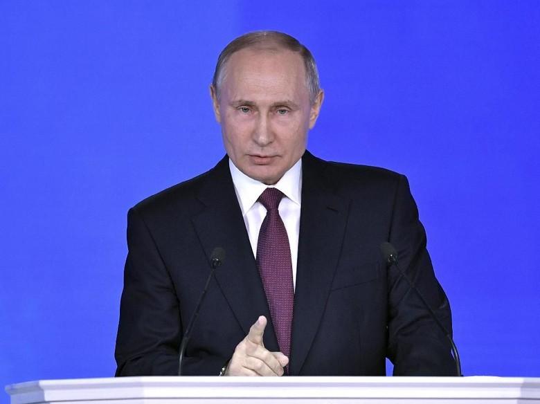 13 Warga Rusia Didakwa Campuri Pilpres AS, Putin: Saya Tak Peduli