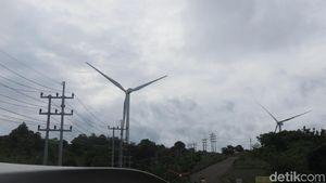 Kebun Angin Raksasa Jokowi Siap Terangi 67.000 Rumah di Sulsel