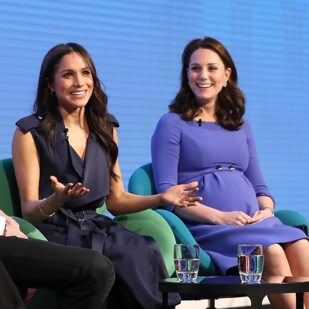 Emoji Meghan Markle dan Kate Middleton Segera Rilis, Dijual Rp 23 Ribu