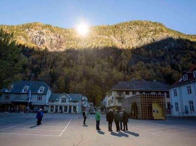 Foto: Kota Tanpa Matahari di Eropa