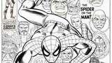 Sampul Komik Spider-Man dari Tahun 1971 Terjual Rp 5,7 M
