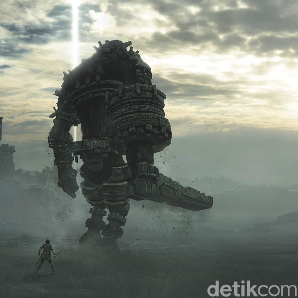 Shadow of the Colossus: Remake yang Sempurna!