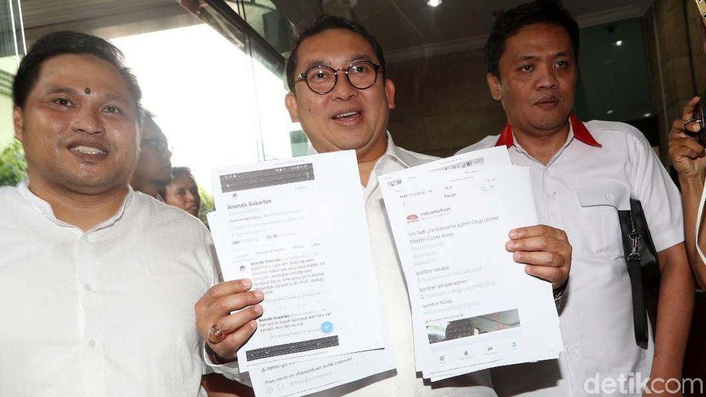Fadli Zon Bicara soal Sosok yang Viral Disebut Admin MCA