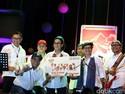 BNI Luncurkan Kartu Tapcash Elek Yo Band di Java Jazz
