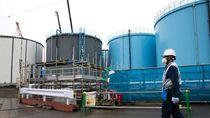 Jepang Belum Putuskan Nasib 1 Juta Ton Limbah Radioaktif di Fukushima