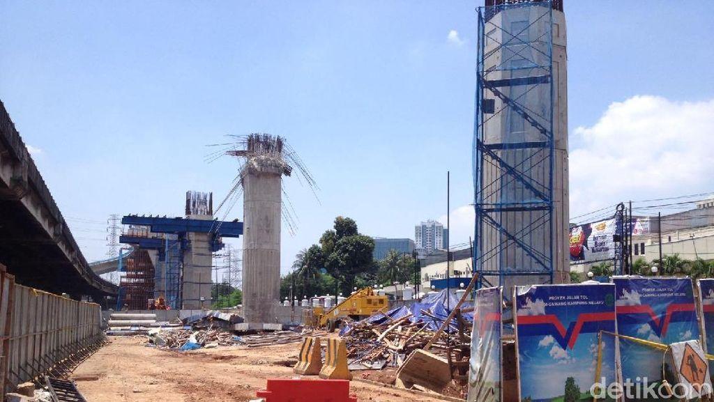 Lulus Evaluasi, 20 Proyek Infrastruktur Ini Kembali Digeber