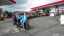 Jalan Putus, Harga BBM di Banjarnegara Utara Melejit di Pengecer