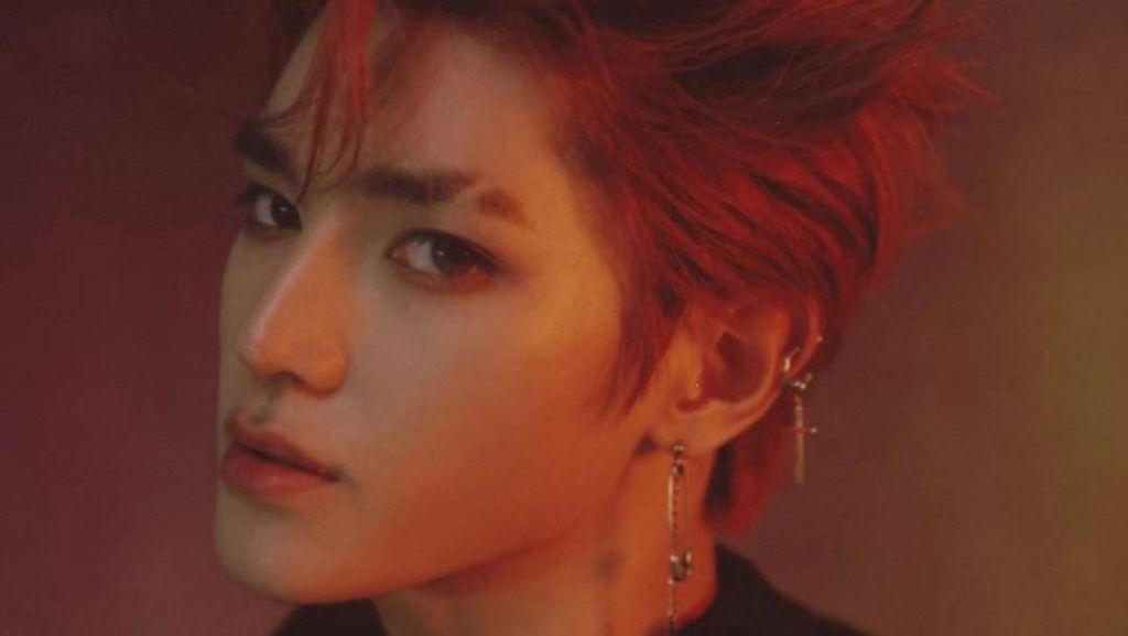 Taeyong NCT Buktikan Kalau Pria Juga Pantas Pakai Jepit Rambut