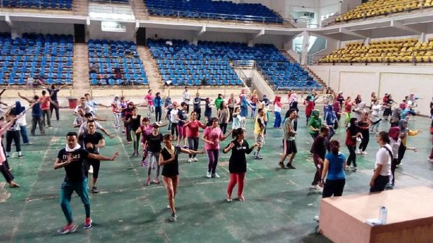 Guruh Soekarno Putra Ciptakan Koreografi untuk Batam Menari 2018