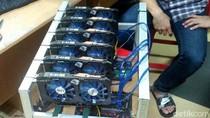 Dijual Online, Paket VGA Buat Menambang Bitcoin Seharga Mobil