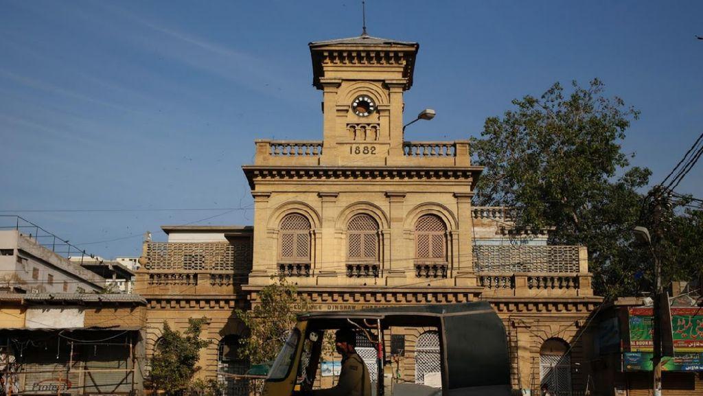 Foto: Karachi, Kota Inggris di Pakistan
