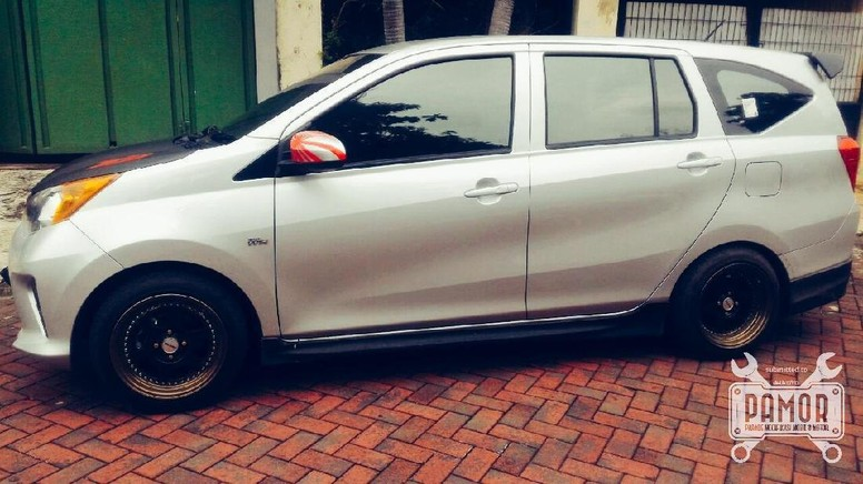 Toyota Calya Bergaya Type R Nih..