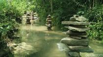 Bukan Misteri, Ini Batu Bersusun di Tempat Wisata Yogya