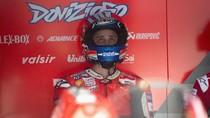 Dovizioso Belum Bahas Kontrak Baru dengan Ducati