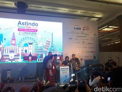 Astindo Travel Fair 2018 Resmi Dibuka, Yuk Cari Promo Wisata