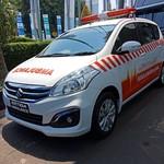 Suzuki Siap Jual Ertiga Ambulans
