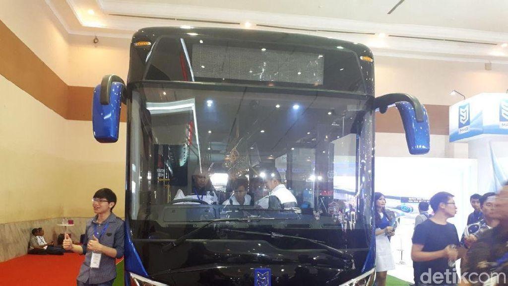 Terkait Limbah Baterai Bus Listrik, Ini Kata Moeldoko