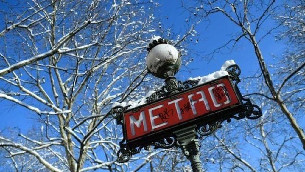 Miris, Wanita Hamil di Paris Didenda Rp 1 Juta karena Salah Jalan
