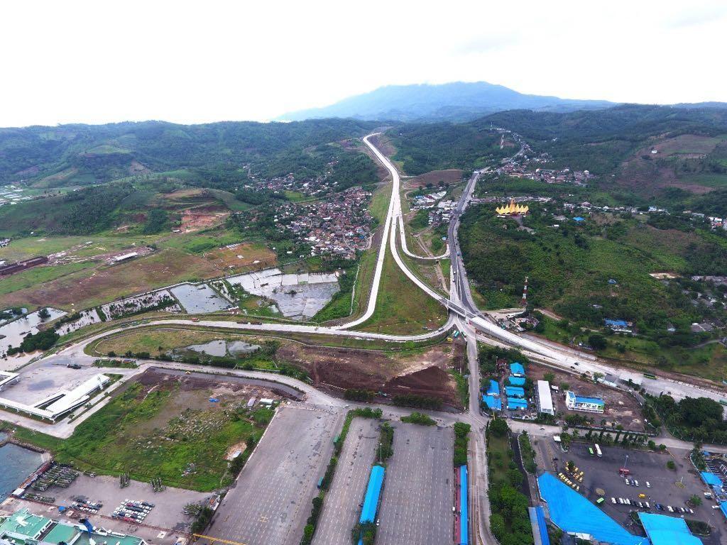 Jadwal Operasi Tol di Luar Jawa