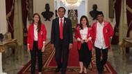 Pertemuan Jokowi Diadukan ke Ombudsman, Puan: Wajar Presiden Temui Parpol
