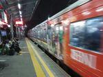 Ada Ganguan Sinyal, KRL Bogor Arah Jakarta Tersendat-sendat