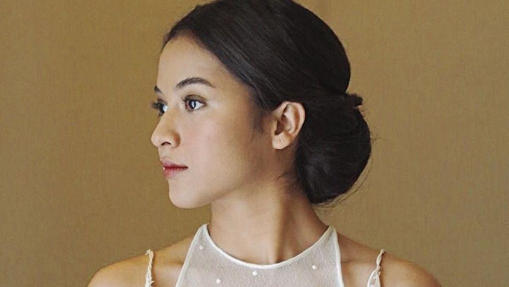 Cantiknya Putri Marino Saat Dinikahi Chicco Jerikho Tanpa Bulu Mata Palsu