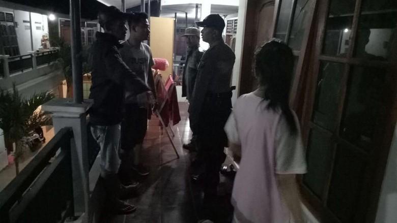 Razia Kos di Jember, 7 Pasangan Mesum Diamankan