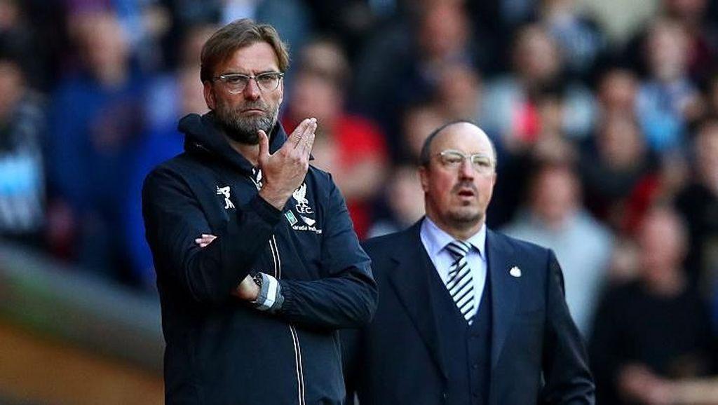 Klopp: Benitez Legenda Liverpool