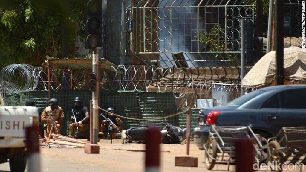 Puluhan Orang Tewas dalam Serangan Kembar di Burkina Faso