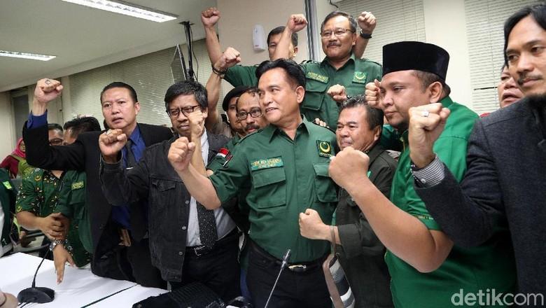 Resmi Jadi Parpol Peserta Pemilu, PBB Pastikan Tak Merapat ke Jokowi