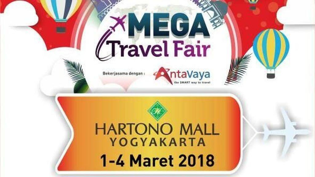Serbu! Aneka Promo Tiket Pesawat & Paket Tur di MTF Yogyakarta