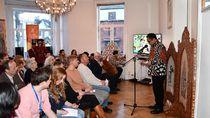 Indonesia Pikat Warga Oslo di Norwegia Tourism Gathering 2018