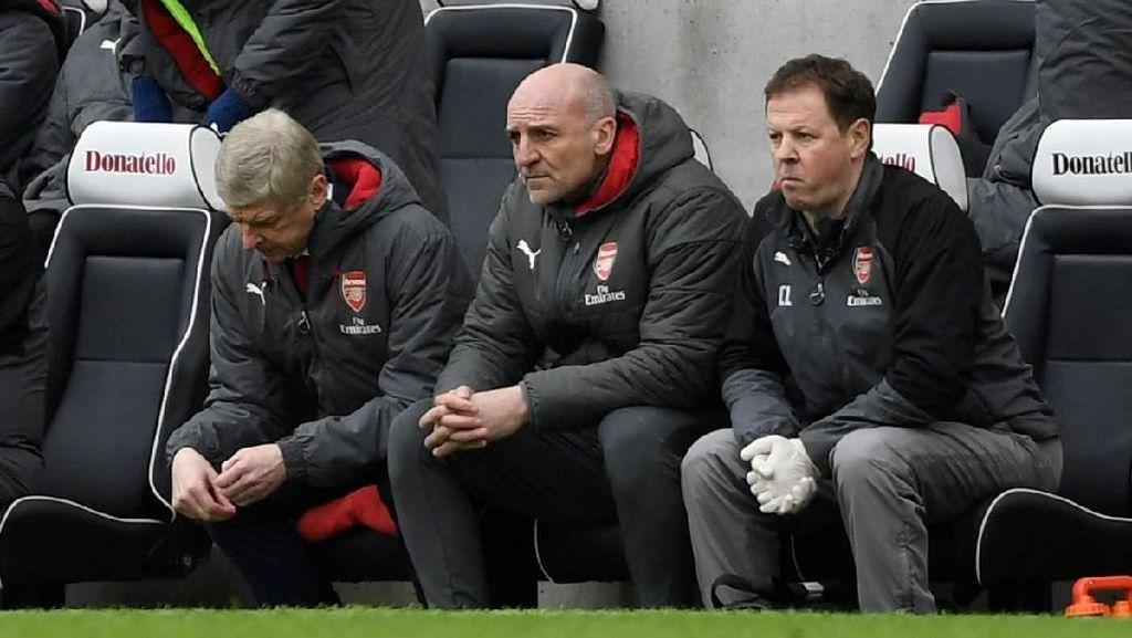 Kalah Lagi, Wenger Menyerah Kejar Finis Empat Besar
