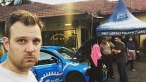 Bule yang Mobil Listriknya Mogok Ngaku Tak Punya Keluarga di Indonesia
