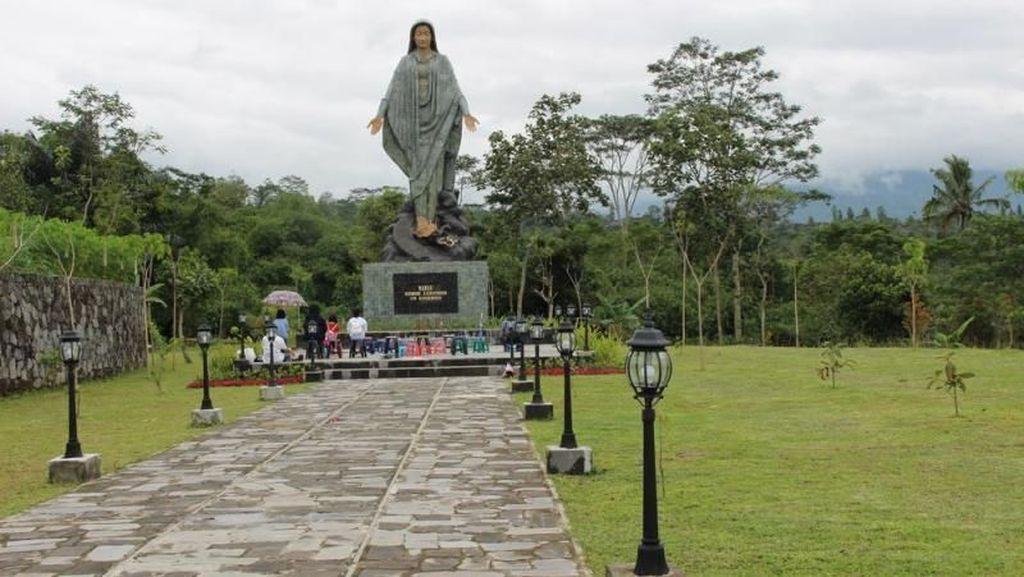 Taman Doa Gantang, Taman yang Penuh Syahdu