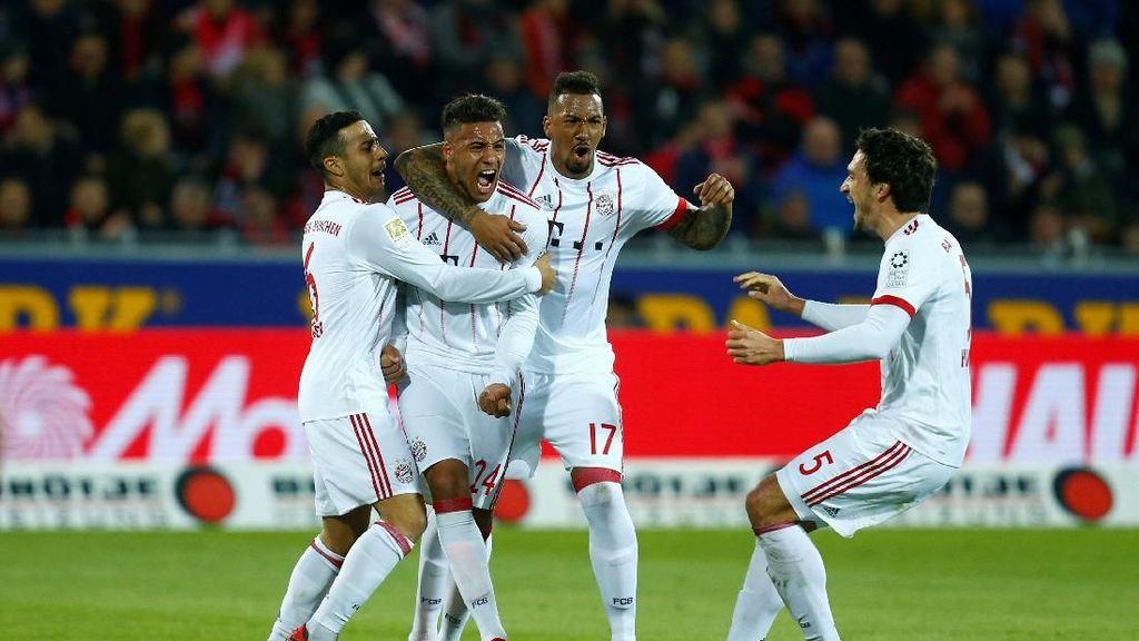 Bayern Cuma Butuh Delapan Poin untuk Juara