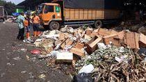 Jorok! Pasar Kramat Jati Penuh Sampah, Pemprov DKI Panggil Pengelola
